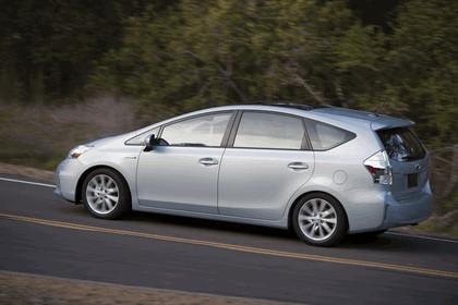 2011 Toyota Prius V hybrid 26