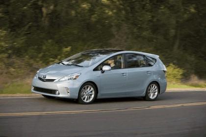 2011 Toyota Prius V hybrid 27