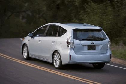 2011 Toyota Prius V hybrid 30