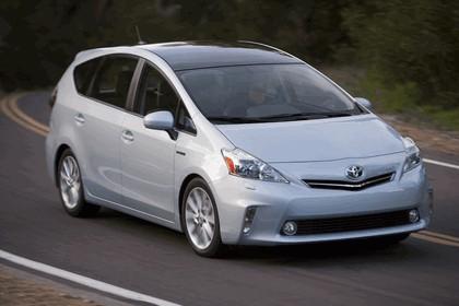 2011 Toyota Prius V hybrid 31