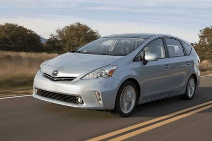 2011 Toyota Prius V hybrid 32