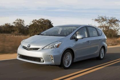 2011 Toyota Prius V hybrid 33