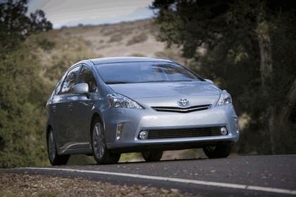 2011 Toyota Prius V hybrid 34