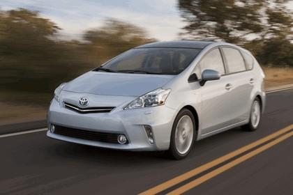 2011 Toyota Prius V hybrid 35