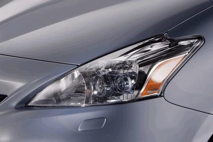 2011 Toyota Prius V hybrid 38