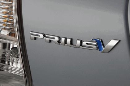 2011 Toyota Prius V hybrid 45