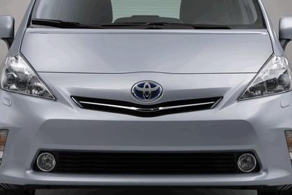 2011 Toyota Prius V hybrid 53