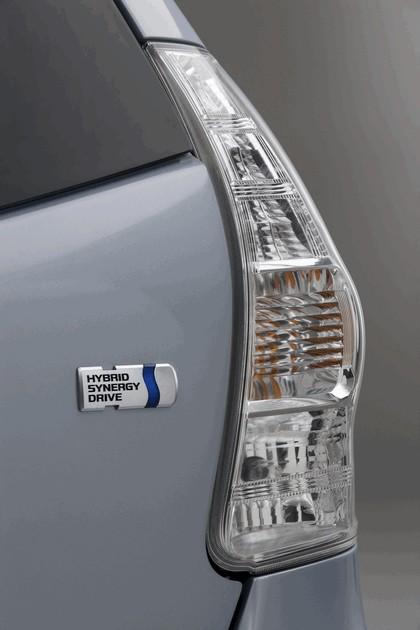 2011 Toyota Prius V hybrid 55