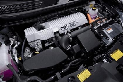2011 Toyota Prius V hybrid 57