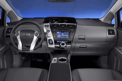 2011 Toyota Prius V hybrid 59