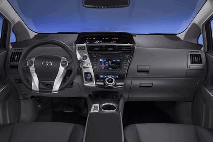 2011 Toyota Prius V hybrid 60