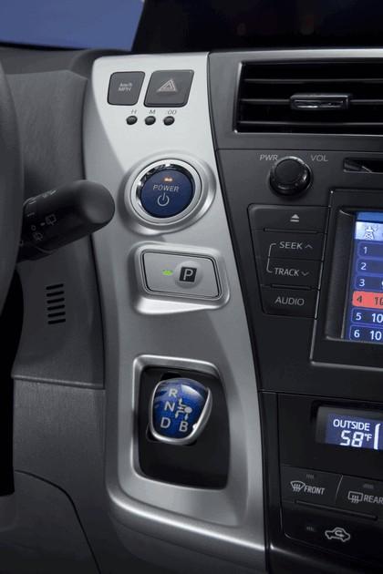 2011 Toyota Prius V hybrid 62