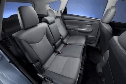 2011 Toyota Prius V hybrid 71