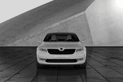 2011 Skoda VisionD concept 1