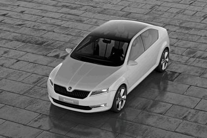2011 Skoda VisionD concept 3
