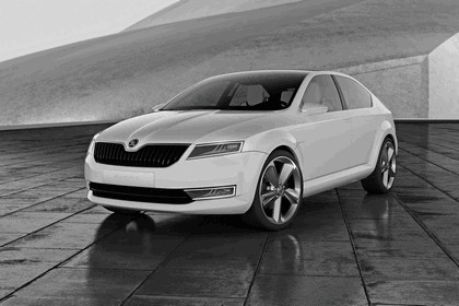 2011 Skoda VisionD concept 4