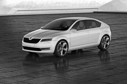 2011 Skoda VisionD concept 5