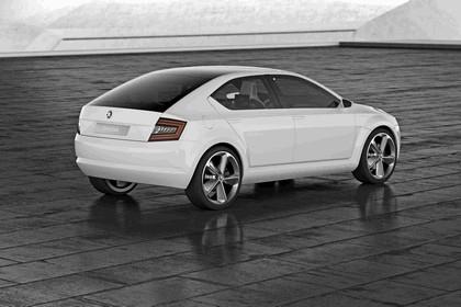 2011 Skoda VisionD concept 8