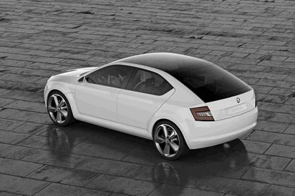 2011 Skoda VisionD concept 9
