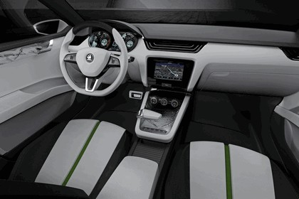 2011 Skoda VisionD concept 12