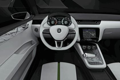 2011 Skoda VisionD concept 13