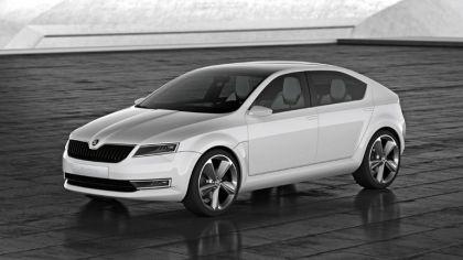 2011 Skoda VisionD concept 7