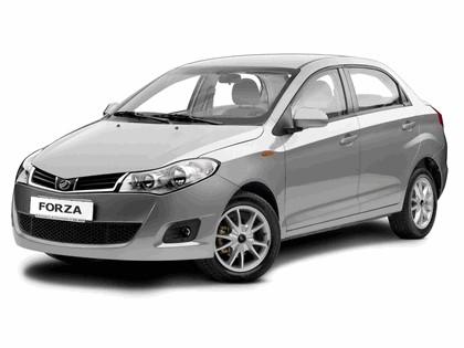 2011 Zaz Forza sedan 1