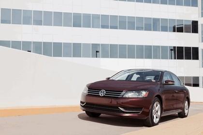 2011 Volkswagen Passat - USA version 1