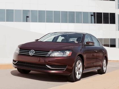 2011 Volkswagen Passat - USA version 2