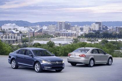 2011 Volkswagen Passat - USA version 6