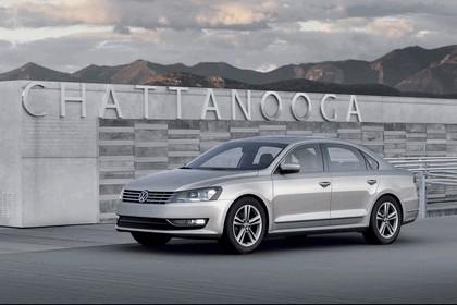 2011 Volkswagen Passat - USA version 7