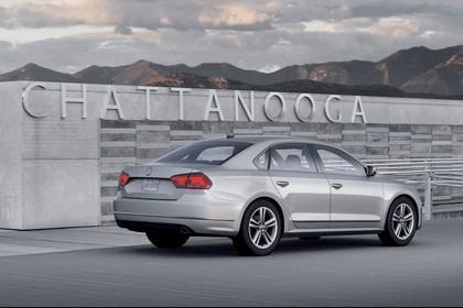 2011 Volkswagen Passat - USA version 8