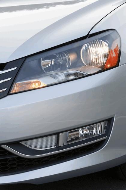 2011 Volkswagen Passat - USA version 45