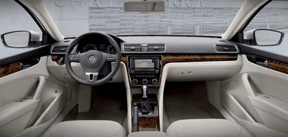 2011 Volkswagen Passat - USA version 62