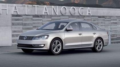 2011 Volkswagen Passat - USA version 5