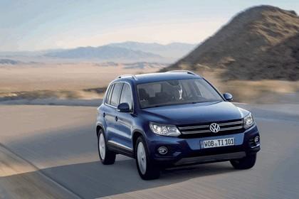 2011 Volkswagen Tiguan 5