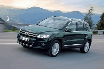 2011 Volkswagen Tiguan 14