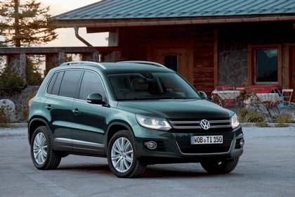 2011 Volkswagen Tiguan 16