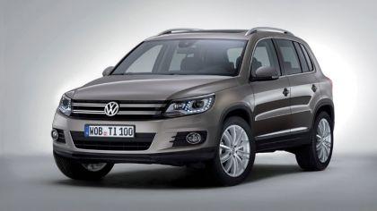 2011 Volkswagen Tiguan 2