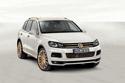 2011 Volkswagen Touareg Gold Edition 1