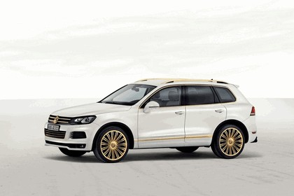 2011 Volkswagen Touareg Gold Edition 3