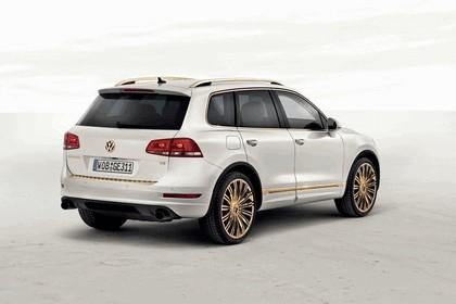 2011 Volkswagen Touareg Gold Edition 4