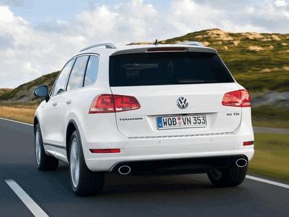 2011 Volkswagen Touareg V8 TDi R-Line 5