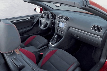 2011 Volkswagen Golf cabriolet 7