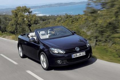 2011 Volkswagen Golf cabriolet 10
