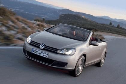 2011 Volkswagen Golf cabriolet 12