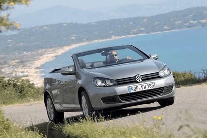 2011 Volkswagen Golf cabriolet 14