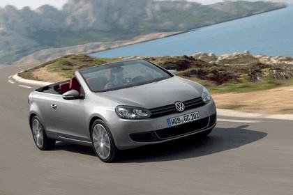 2011 Volkswagen Golf cabriolet 16