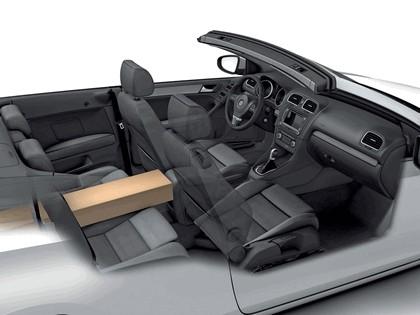 2011 Volkswagen Golf cabriolet 22