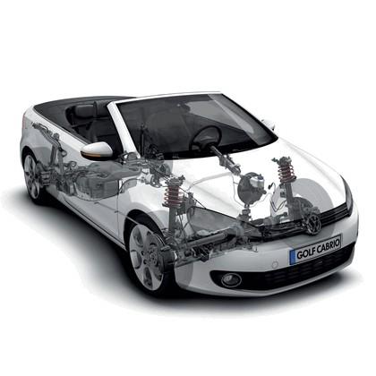 2011 Volkswagen Golf cabriolet 30
